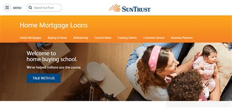 suntrust home loans home review
