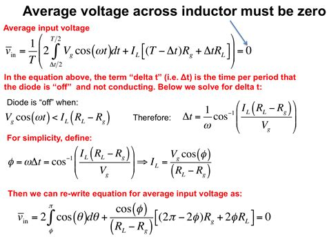 derivation of voltage across inductor threshold voltage equation jennarocca