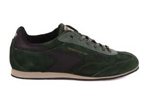 Mens Comfortable Work Shoes Diesel Men S Sneakers Lace Up Shoes Green 10