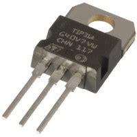 transistor npn de potencia tip31c transistor potencia npn 3a 100v micro jpm
