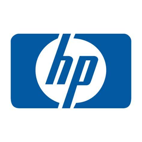 hp logo hewlett packard old vector logo free