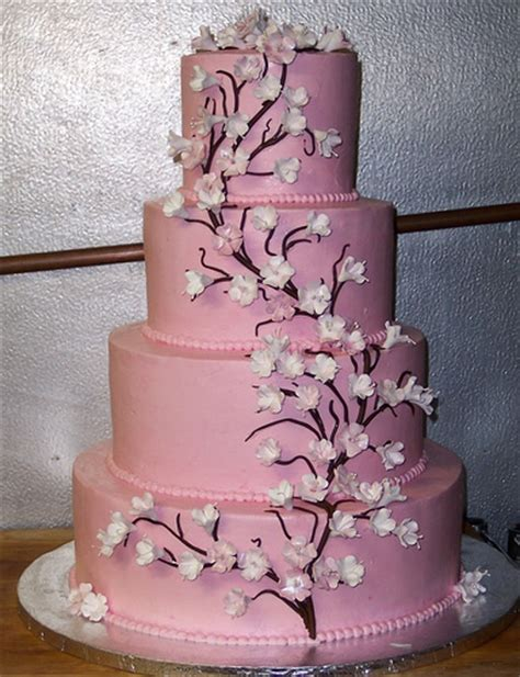 Pink Wedding Cake by It S All About The Pink Pink Wedding Cakes That Is