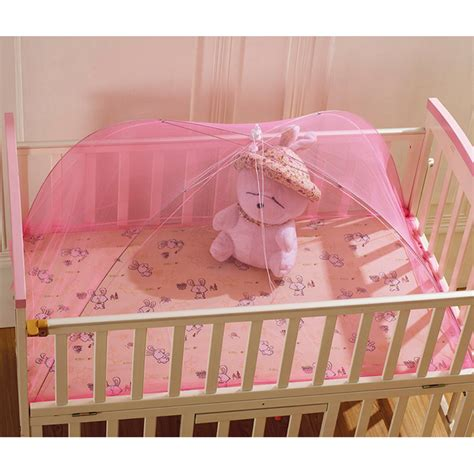 Baby Crib Tent Cover Crib Tent With Mosquito Net For 4 To 6 Years Cot Moski Net