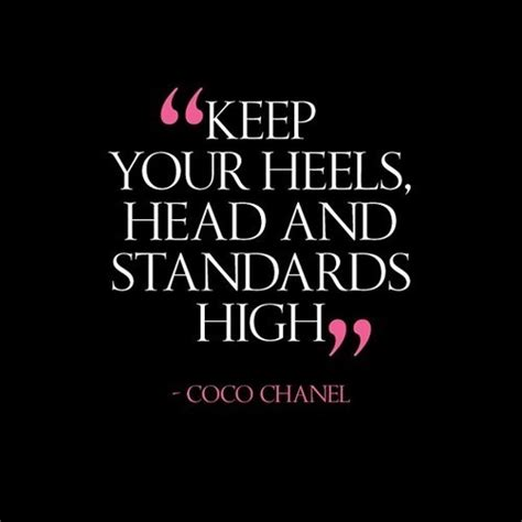 Zitate Coco Chanel by Coco Chanel Quotes Hair Quotesgram