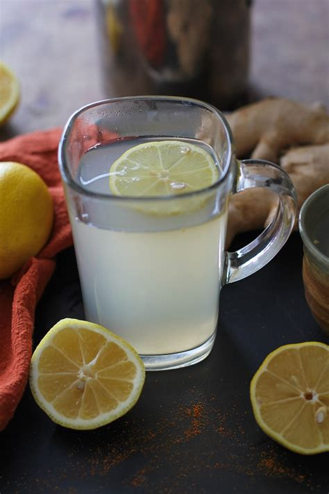 Lemon Tea Detox Ingredients by Lemon Detox Toddy The Roasted Root
