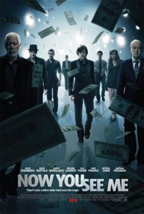 misteri film now you see me poster the four horsemen and movies on pinterest