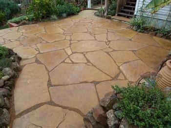 Grouting Patio by Landscaping Sustainable Design Installation