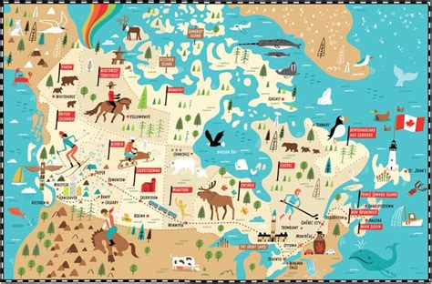 canadian map makers 136 best maps by nate padavick images on