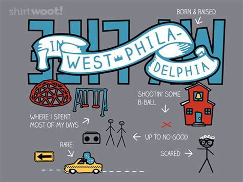 in west philadelphia born and raised we know awesome