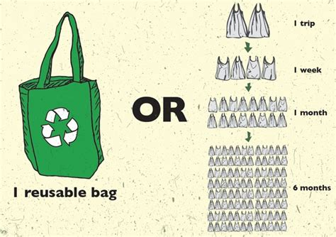 Stop The Market Bag Insanity In My Bag by Environmental Consulting Choose Resuable