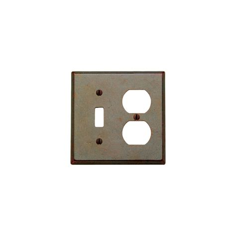 combination switch outlet cover spop2 rocky mountain