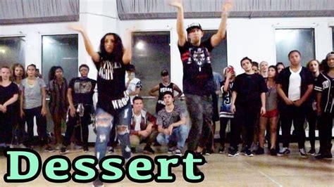 tutorial dance of dessert quot dessert quot dawin ft silento dance mattsteffanina