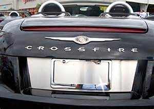 Chrysler Crossfire Parts And Accessories Chrysler Crossfire Parts Accessories Store
