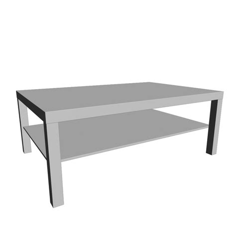 white ikea table lack coffee table white design and decorate your room in 3d