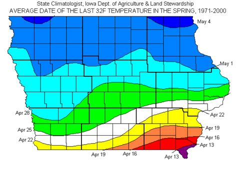State Of Iowa Records National Weather Service Climate