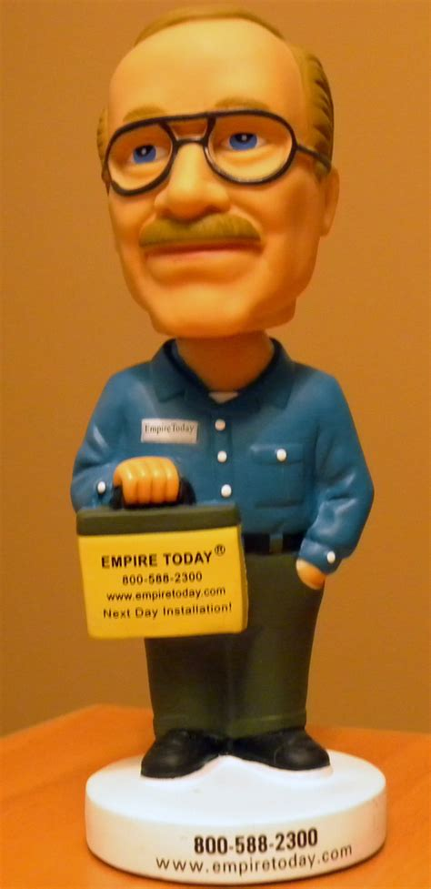 u of m bobblehead a tribute to the bobblehead sb nation chicago