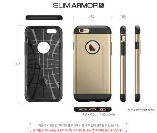 Sgp Slim Armor Cs For Iphone 6 Oem Silver wts apple iphone 6 6s 6s plus casing
