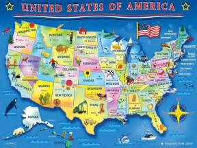 Usa Map Puzzle by Usa Map 60 Piece Jigsaw Puzzle