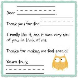 thank you note template for free inner child