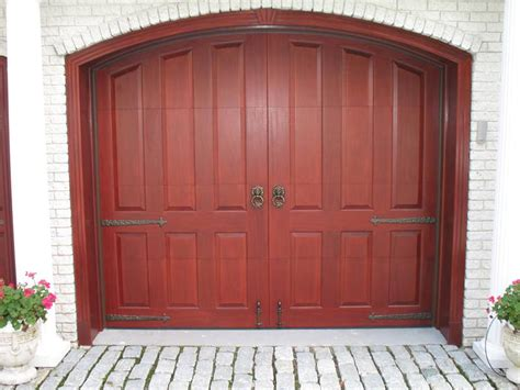 Clingerman Garage Doors Clingerman Doors Custom Wood Garage Doors Clearville Pa