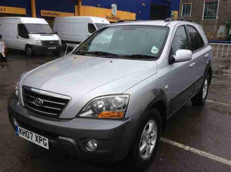 Kia Diesel Cars Kia 2007 Sorento 2 5 Diesel Auto Crdi Xe Car For Sale