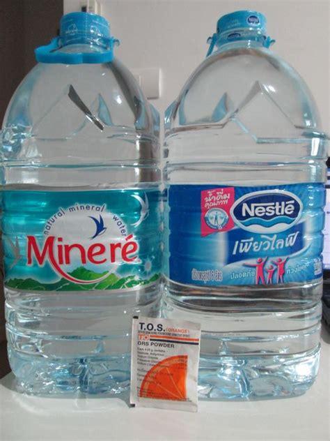 acqua distillata per uso alimentare acqua bere in thailandia c 232 acqua e acqua minerale