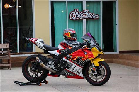 Red Bull Racing Aufkleber Motorrad by Bmw S1000rr Si 234 U Phẩm M 244 T 244 độ Phong Th 225 I Redbull Show