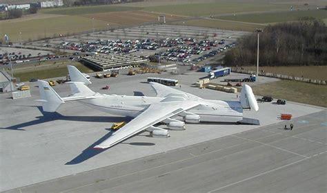 Design Plans by World S Largest Aircraft Antonov An 225 Mriya Sometimes