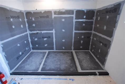 Wedi Shower Systems Backerboard or Cement Board, Floor