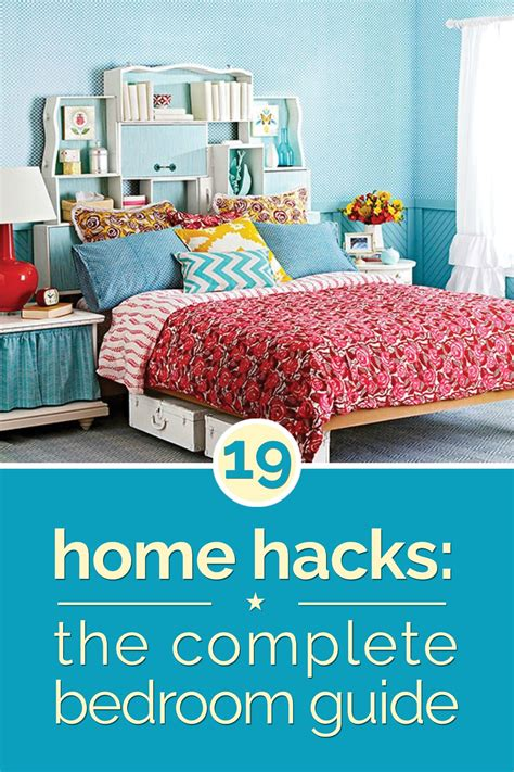 Bedroom Hacks Home Hacks 19 Tips To Organize Your Bedroom Thegoodstuff
