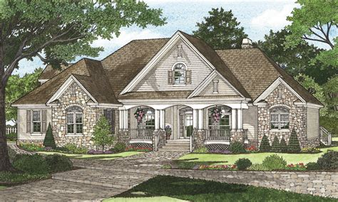 Donald Gardner House Plan Photos | the evangeline house plan details by donald a gardner