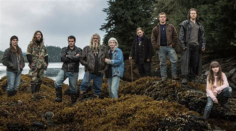 meet the brown family alaskan bush people discovery