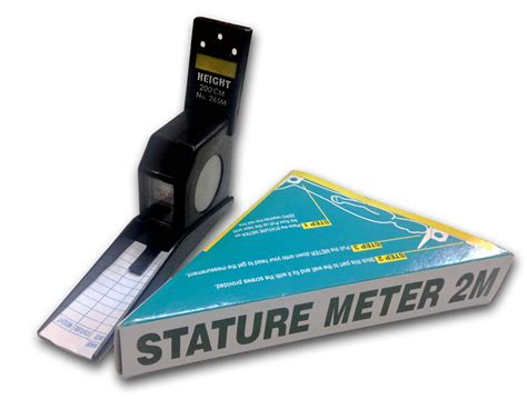 Stature Meter height stature meter height measure scale roll up model 2 mtr 200 cm buy at best