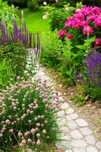 Easy Garden Flowers Flower Path Garden Top Easy Backyard Garden Decor Design Project Holicoffee