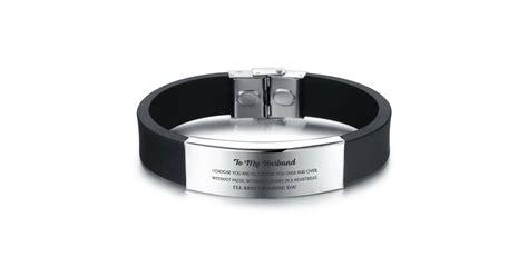 To My Husband, I'll Keep Choosing You Bracelet