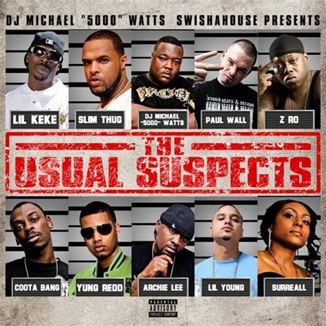 swisha house swishahouse the usual suspects chopped screwed dj