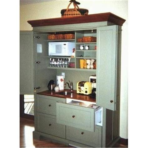 Armoire In Kitchen by Breakfast Pantry Armoire Sz5 Wp 54 W Subzero 700