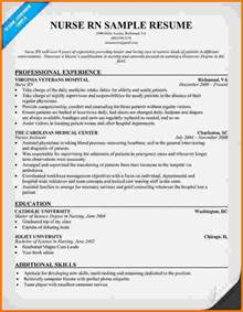 Curriculum Vitae Cover Letter by 6 Experienced Nursing Resume Samples Financial Statement