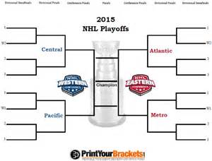 printable nhl playoff bracket 2015 hockey hockey hockey