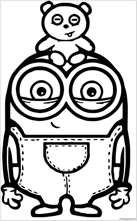 minion turkey coloring page minion coloring pages online coloring pages ideas reviews