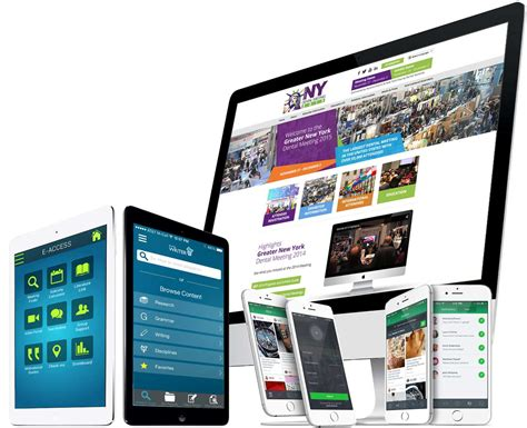 mobile design and development mobile application development nyc web design