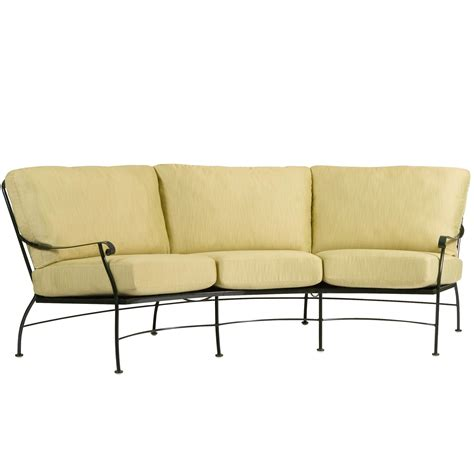 crescent sofa pictured is the fullerton crescent sofa from woodard