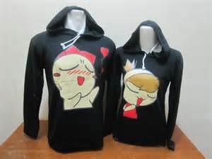 Sweater Sweatshirt Switer Baju Kaos Hangat Obey hoodie baby awan hitam baju aiyushop