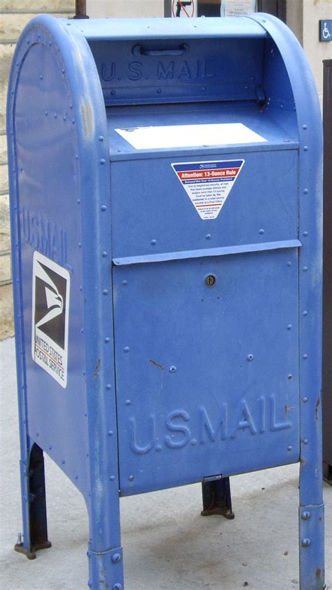 Us Post Office Box by Contract Post Office