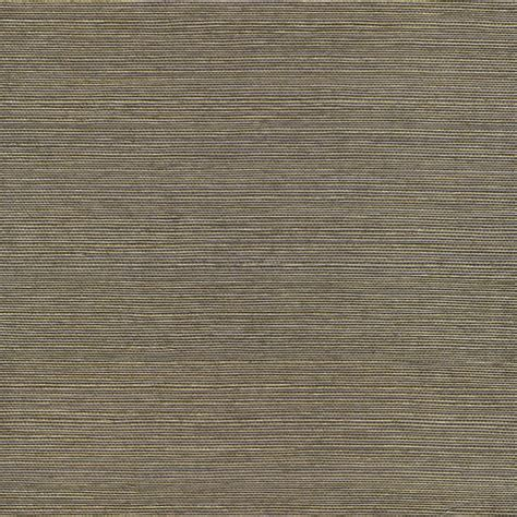 Allen Roth Wallpaper by Allen Roth Gray Grass Cloth Unpasted Wallpaper