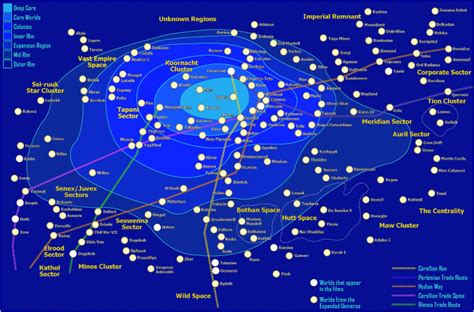 printable star wars galaxy map pradasclanol star wars map of the galaxy