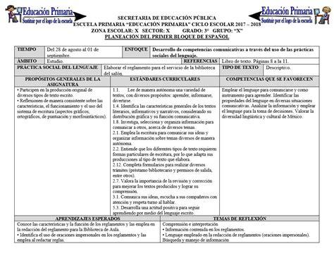 planeaciones cuarto grado bloque 1 primer bimestre ciclo escolar 2014 planeaciones del tercer grado para el primer bloque del