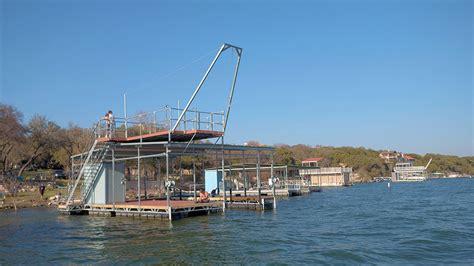 boat dock on lake travis lake travis boat docks