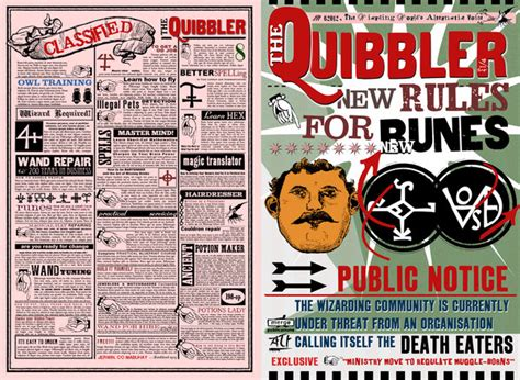 printable quibbler cover quibbler page by wiwinjer on deviantart