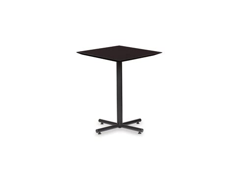 Black Metal Bistro Table Classic Beveled Or Square Bistro Table With Black Metal Base